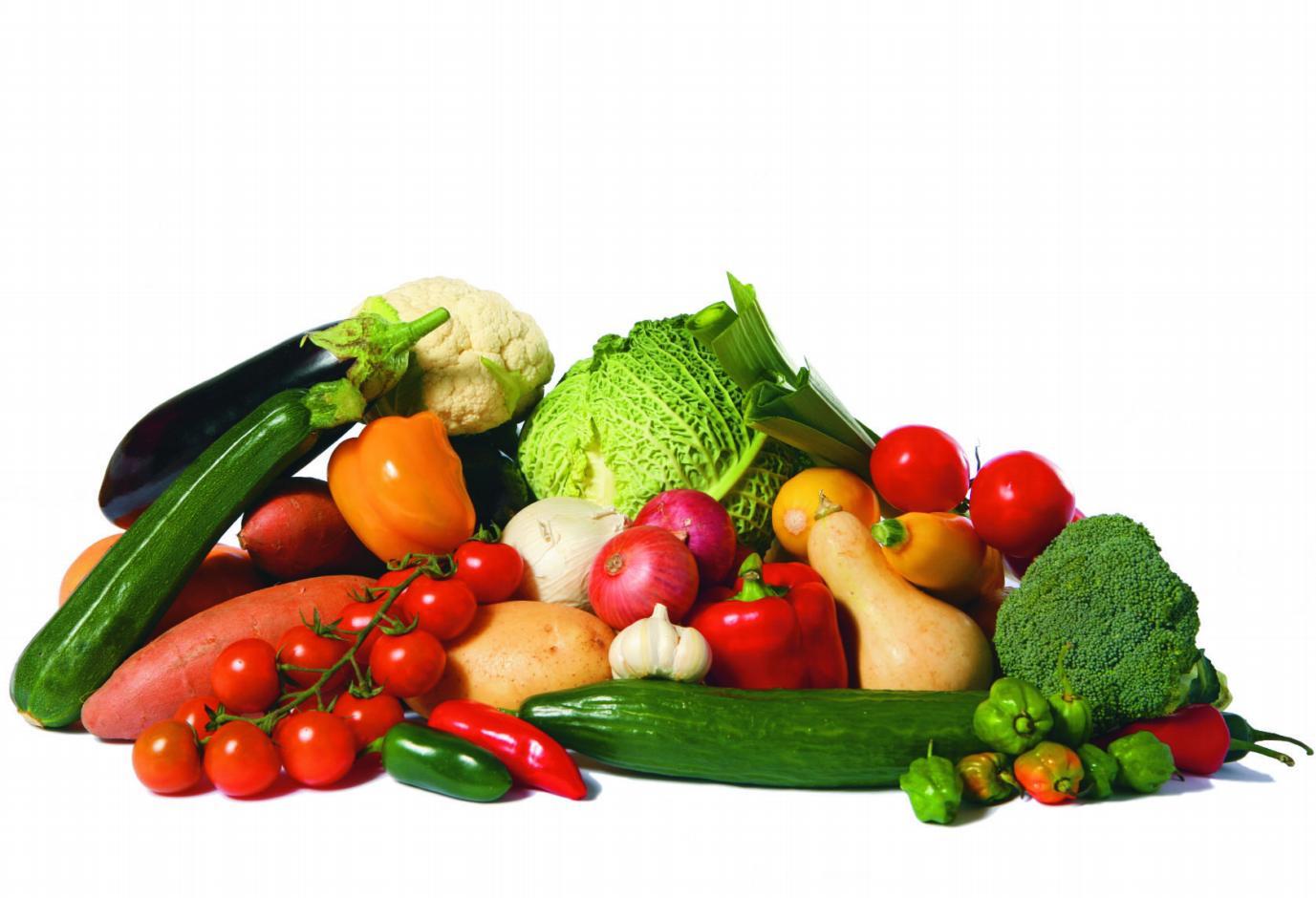 W sezonie, produkty z lokalnych gospodarstw są łatwo dostępne, ponieważ jest ich wtedy zatrzęsienie.