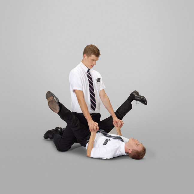Źródło: mormonmissionarypositions.com. Jedna z pozycji seksulanych dla gejów.