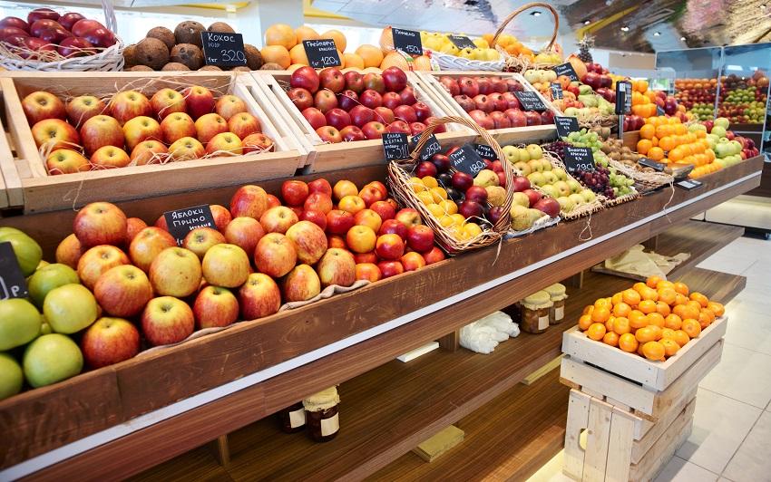 Wiele zdrowych produktów sprzedawanych jest jako produkty ważone
