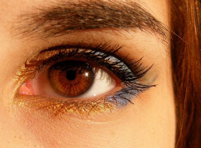 W trakcie badania oka, aplikacja używając kamery oraz lampy błyskowej nagrywa krótki film, podczas którego stopniowana jest jasność świecenia lampy błyskowej
