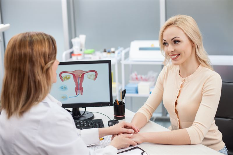 Stopnie rozwoju endometriozy