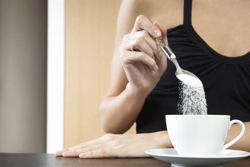 Cukier w produktach