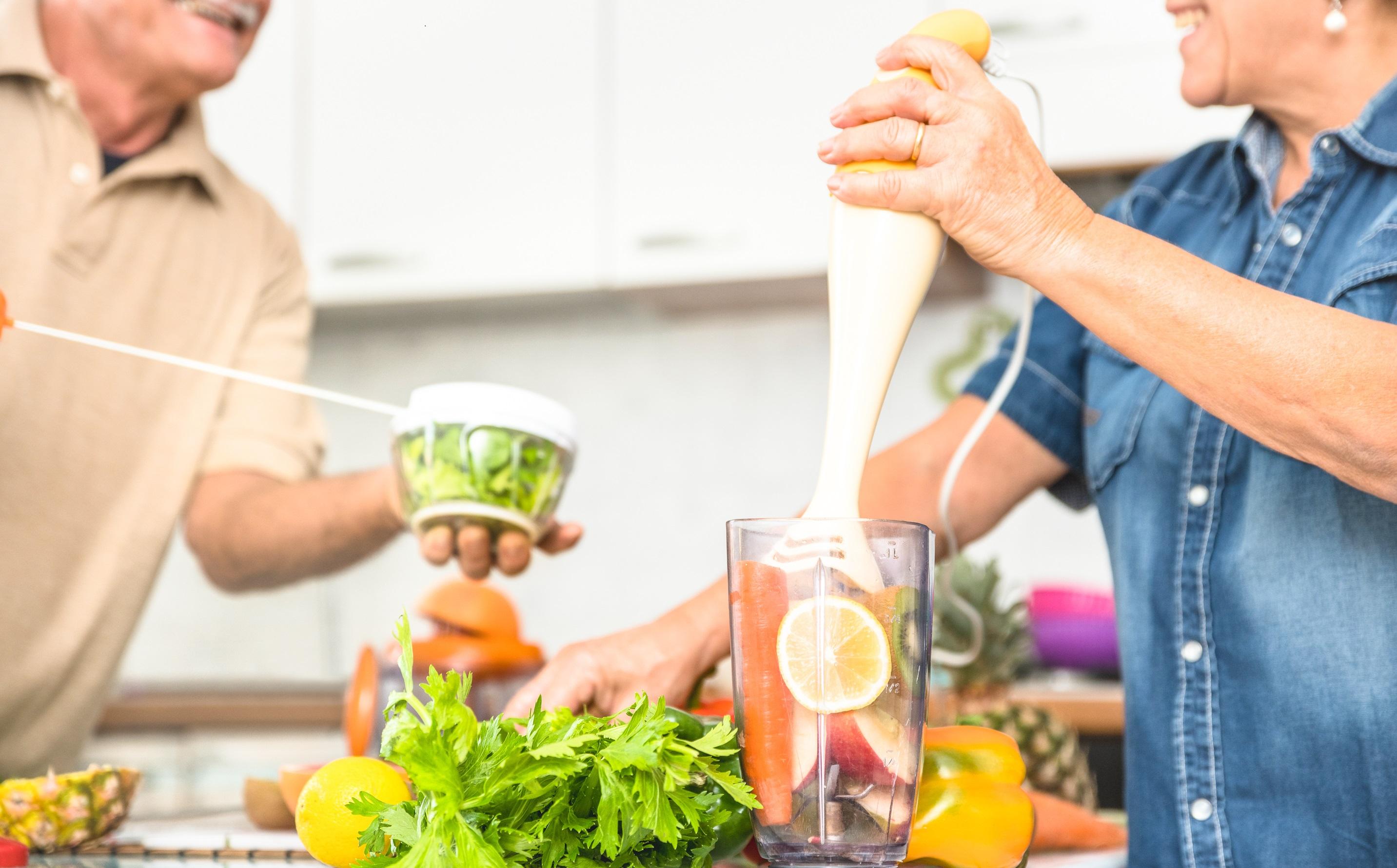 zdrowe odżywianie seniorów