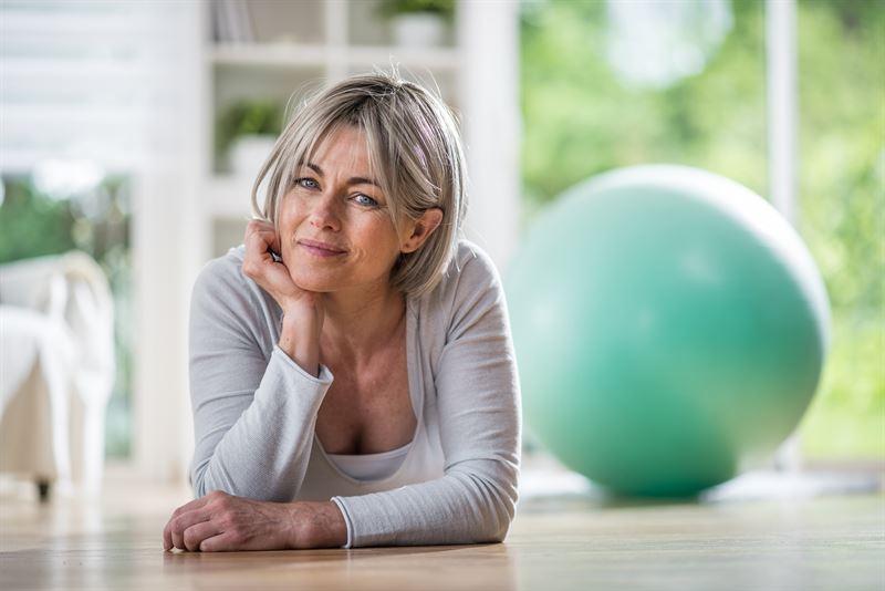 W jakim wieku menopauza