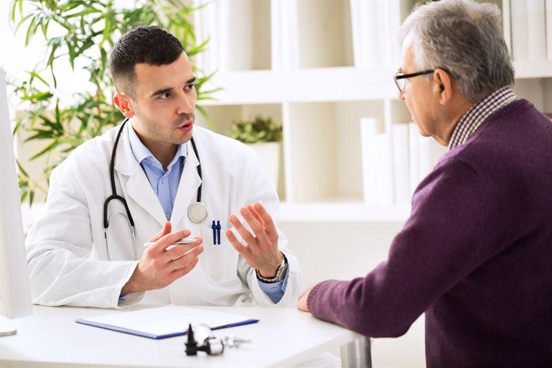 Wielu mężczyzn lekarza odwiedza niechętnie, to jednak powinno to być pierwsze miejsce, do jakiego udajemy się z problemami.