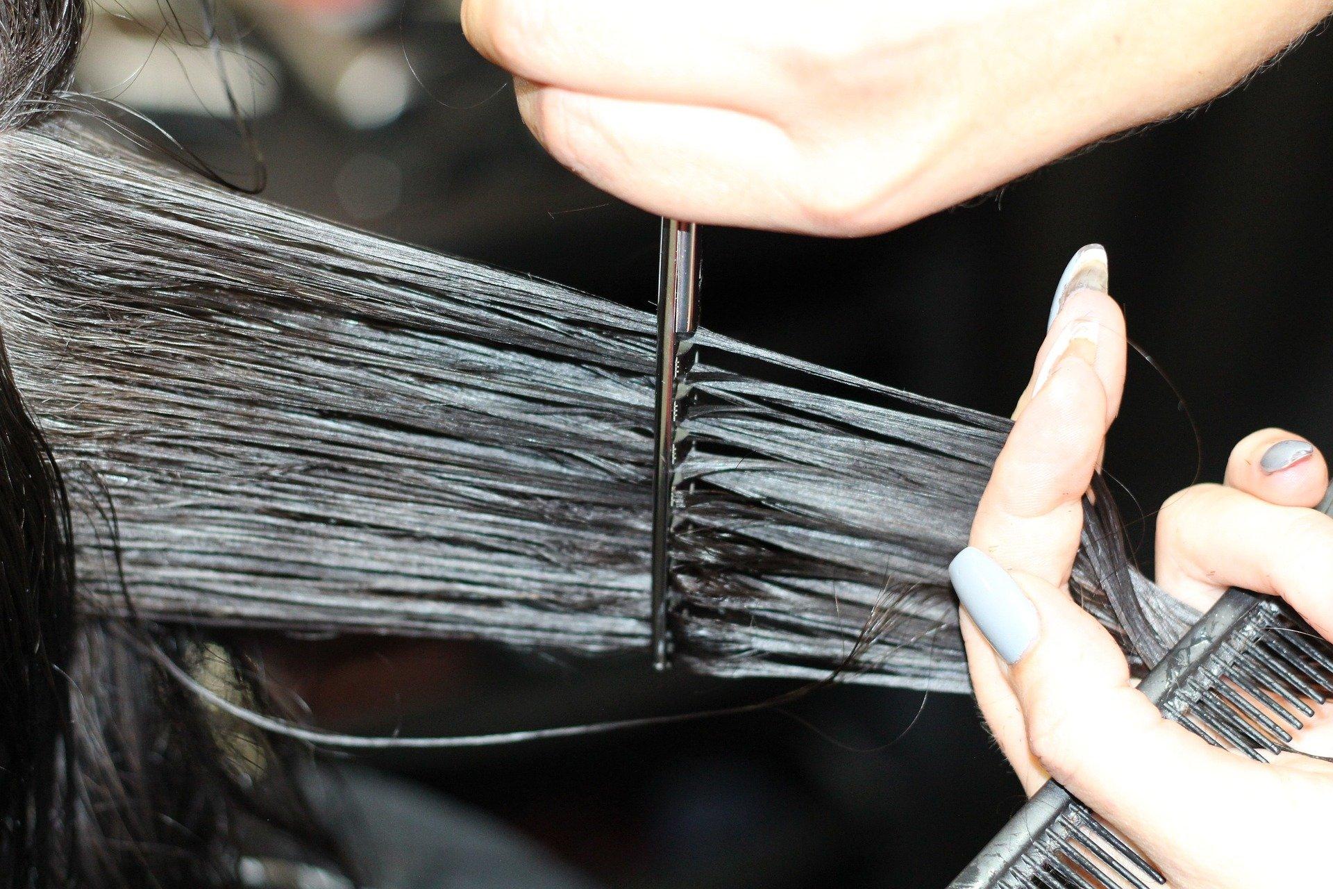 Mobilne usługi fryzjerskie